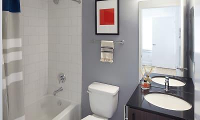 Bathroom, The Ambassador, 2
