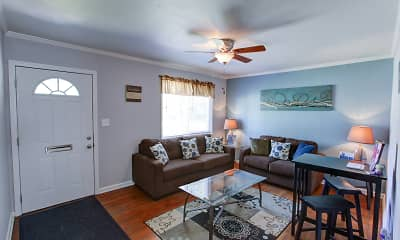 Living Room, The Meadows at Edgemont, 1