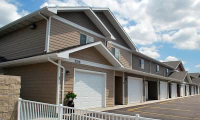 Building, Benson Village Townhomes, 0