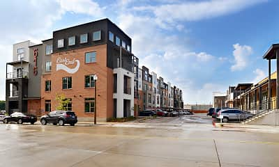 East End Lofts At The Railyard, 1