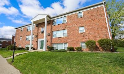 Building, Nobb Hill Apartments, 1