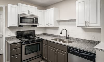 Kitchen, The Reserve at Ridgewood, 1