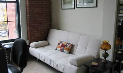 Living Room, The Corset Factory, 2