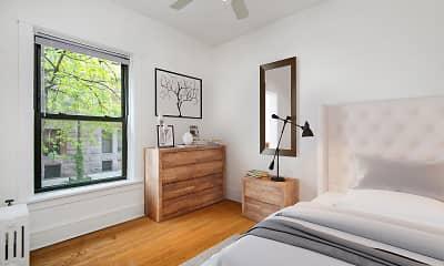 Bedroom, 430 W. Diversey, 1