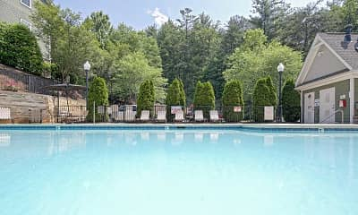 Pool, Eastwood Village Apartments, 0