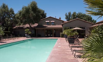Pool, StoneLake Apartments, 1