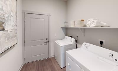 Bathroom, Five 810 Southlands, 2