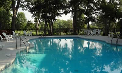 Pool, Brookridge Country Club Apartments, 1