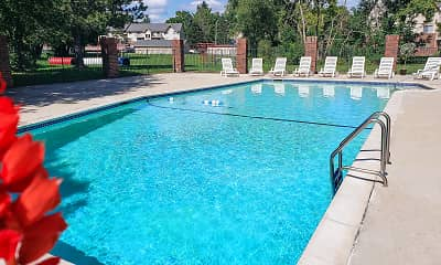 Pool, Woodbridge Manor, 0