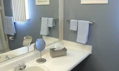 Bathroom, Autumn Ridge, 2