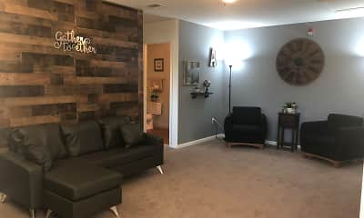 Living Room, Autumn Ridge, 1