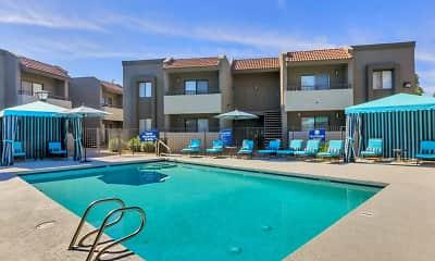 Pool, Olive East, 0