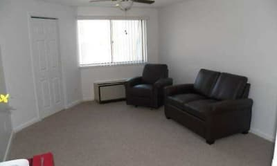Living Room, Windsor Court, 1