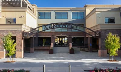 Building, Sunsweet Apartments, 1