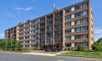 Building, Parc View Arlington, 0