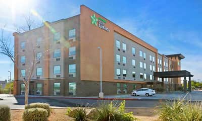 Building, Furnished Studio - Phoenix - Chandler Downtown, 1