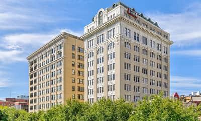 Building, Maclellan Building, 0