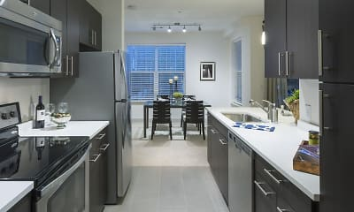 Kitchen, Marq at the Pinehills, 1