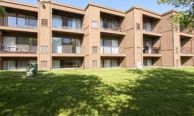 Building, Campus View Apartments, 1