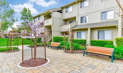 Recreation Area, Durham Greens Apartments, 1