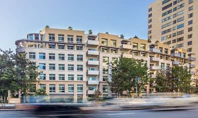 Building, Wilshire Margot, 0