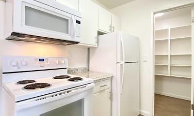 Kitchen, The Monterey, 2