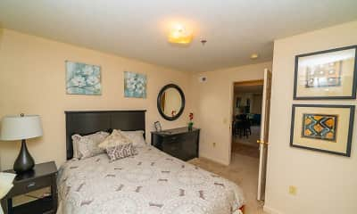 Bedroom, West Hampton Park, 2