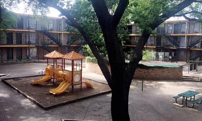 Recreation Area, Windswept Gardens, 0