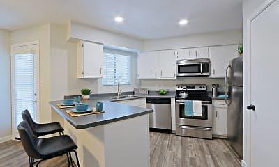 Kitchen, Arcadia Lofts, 1