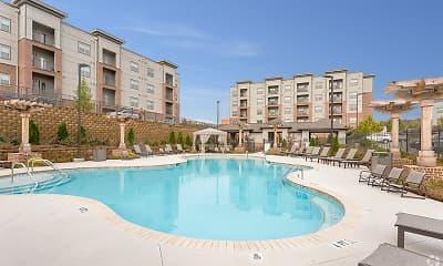 Pool, Aventine Northshore Apartments, 0