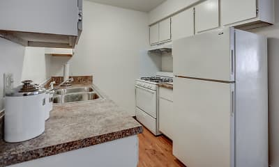 Kitchen, Mayfair Apartment Homes, 1