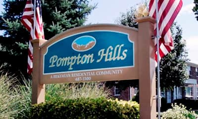 Building, Pompton Hills, 2