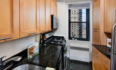 Kitchen, 303 East 83rd, 2
