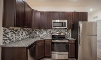 Kitchen, 42nd and Ludlow -PER BED, 1