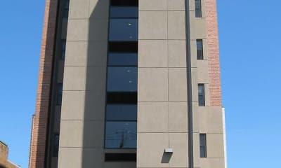 Building, COBA Apartments, 1