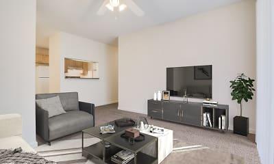 Living Room, Cardinal Glen, 2