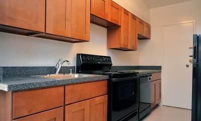 Kitchen, The Rittenhouse, 0