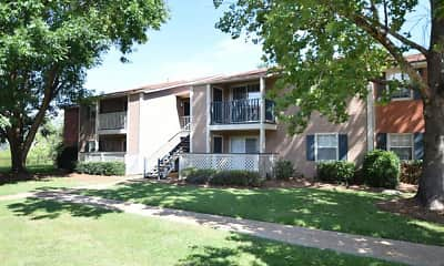 Building, Northtown Apartments, 0
