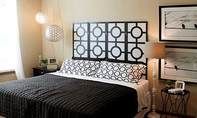 Bedroom, Stone Pointe Apartments, 2