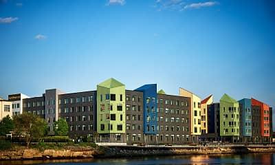 Building, Dey & Bergen, 0