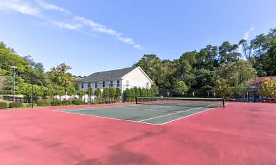 Recreation Area, Oak Hill Apartments, 2