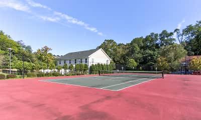 Recreation Area, Oak Hill Apartments, 2