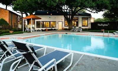 Pool, The Daphne, 1