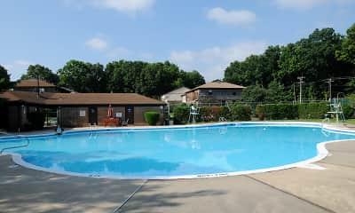 Pool, Woodbridge Terrace, 2