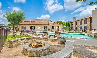 Pool, Cross Creek Ranch, 1