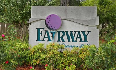 Community Signage, The Fairway At Fianna Hills, 2