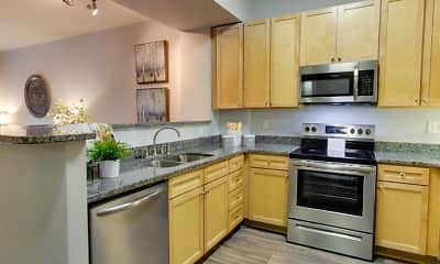 Kitchen, Southpark Morrison, 1