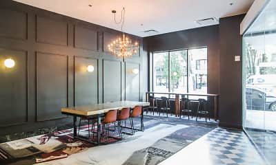 Dining Room, The Ambassador, 0