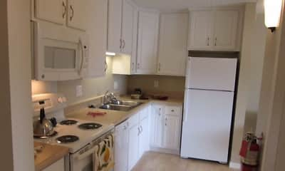 Kitchen, Lincoln Center Senior Apartments, 0