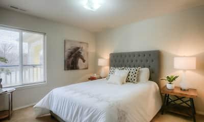 Bedroom, Orchard Hills Apartments, 2